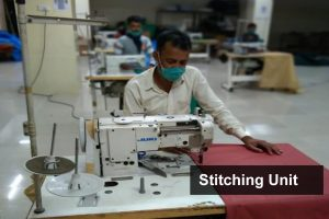 RAD Global Private Limited - Stitching Unit